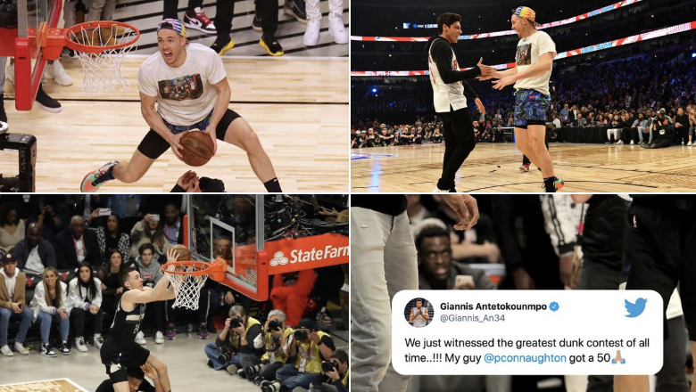 Top Tweets: Milwaukee well represented in NBA dunk contest