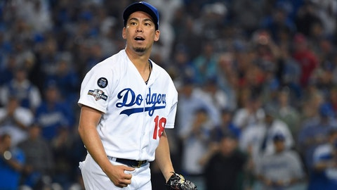 Dodgers, Twins agree on Maeda, Graterol deal