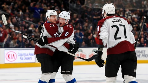 Blue Jackets host the Avalanche following shutout win
