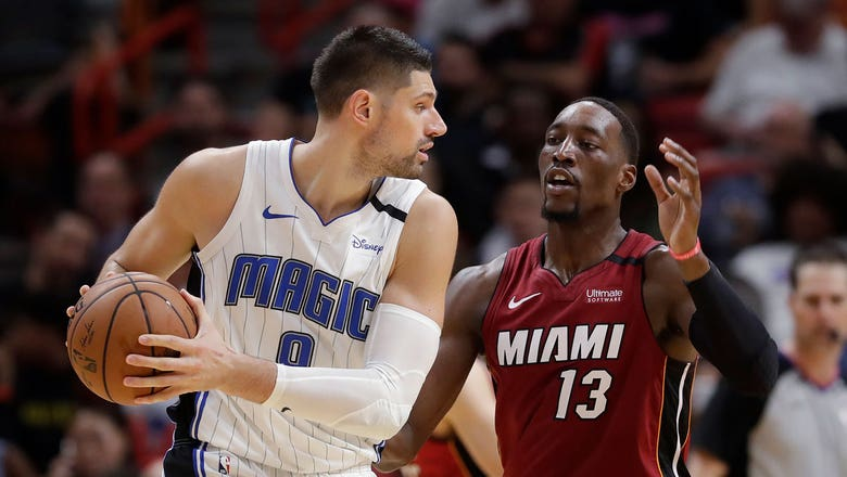 Heat hit franchise-record from beyond the arc, edge Magic 116-113