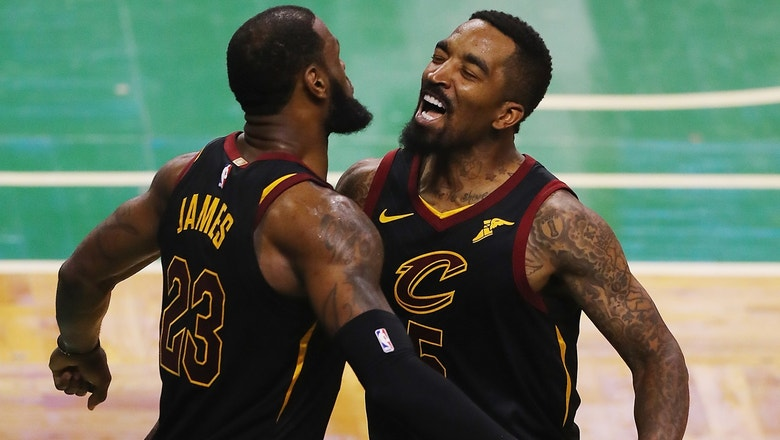 Nick Wright: Lakers should sign J.R. Smith over Waiters  — 'he won't flinch in the spotlight'