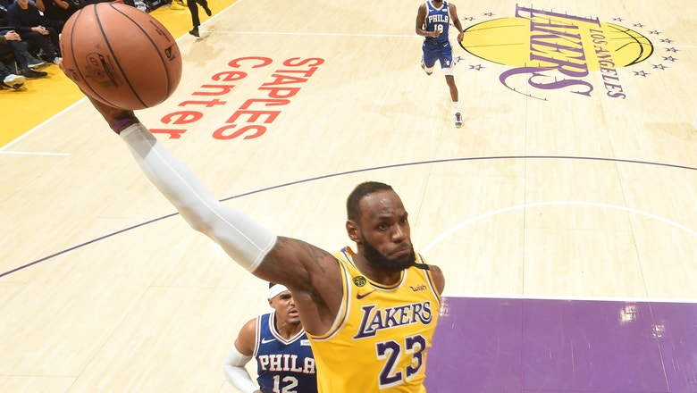 Shannon Sharpe on MVP race: LeBron is having a Lamar Jackson, Patrick Mahomes type season