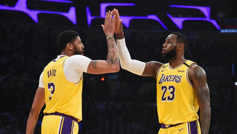 Ric Bucher: LeBron diminishes himself by taking credit in media for bringing AD to Lakers