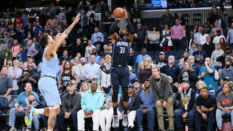 Terrence Ross drops 18 points in 4th, Magic rally to beat Grizzlies