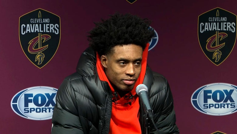 Collin Sexton, Kevin Love emphasize importance of playing 48 minutes