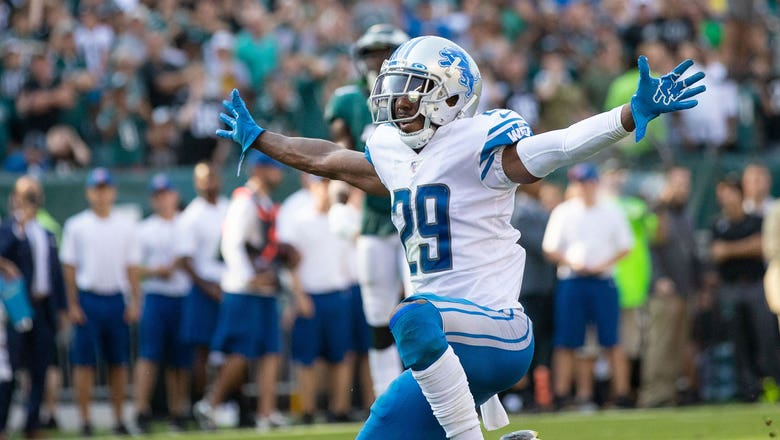 Jaguars, journeyman CB Rashaan Melvin agree to terms on 1-year contract