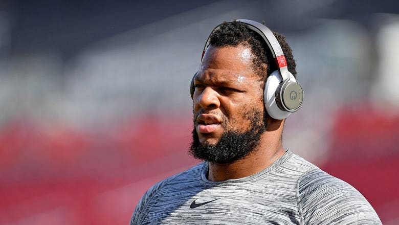 Buccaneers re-sign T Ndamukong Suh to 1-year contract, keep front 7 intact