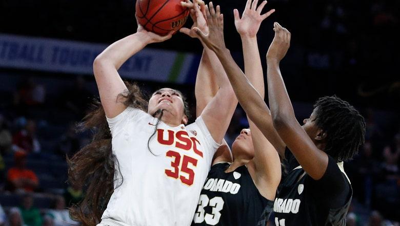 Hot-shooting USC women beat Colorado 69-54 in Pac-12 tourney