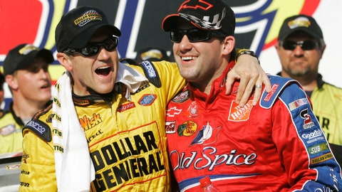 Tony Stewart Competing in NASCAR Xfinity Race on Indy Road Course