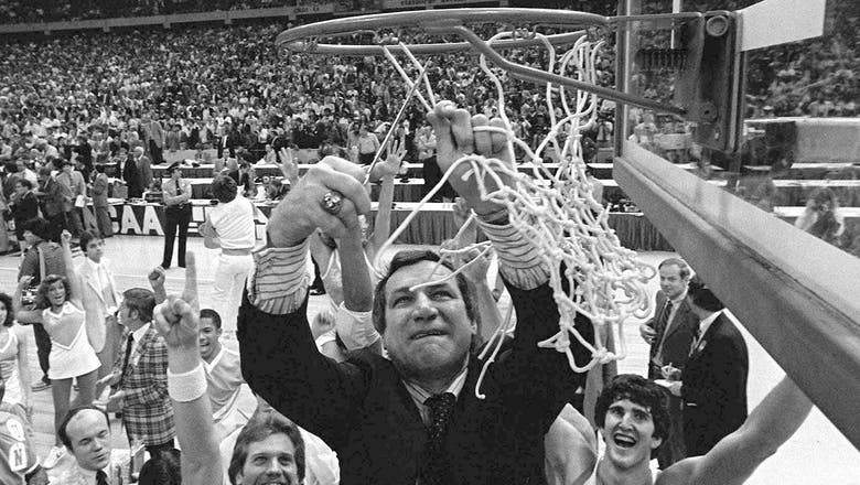 AP Was There: Worthy, Jordan lead UNC to '82 title vs. Hoyas