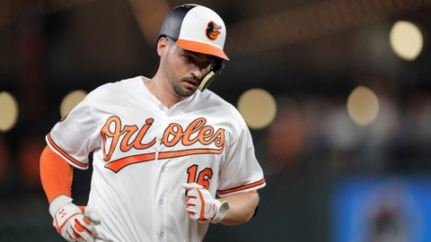 <p>               FILE - In this Aug. 1, 2019, file photo, Baltimore Orioles' Trey Mancini runs the bases after hitting a solo home run off Toronto Blue Jays relief pitcher Jason Adam during the eighth inning of a baseball game in Baltimore. Mancini has undergone surgery for colon cancer, Thursday, March 12, 2020, to remove the tumor from his colon. The team said a malignant tumor was discovered last week. (AP Photo/Julio Cortez, File)             </p>