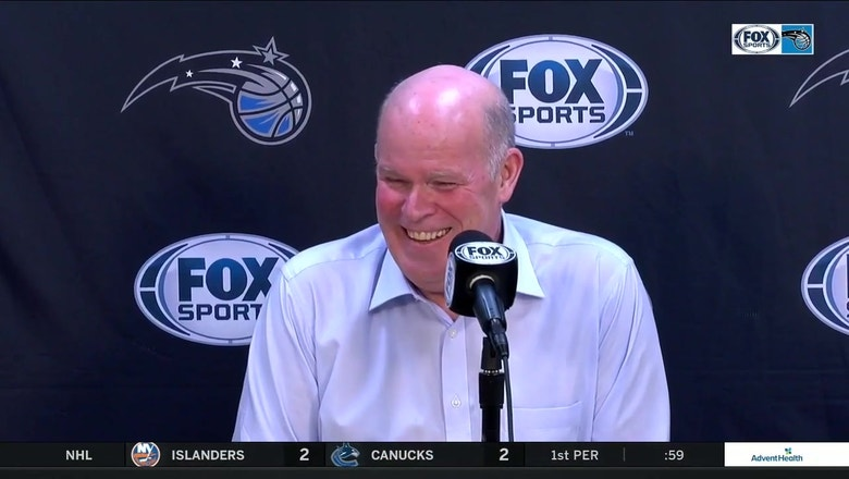 Steve Clifford on Magic win over Grizzlies: 'Our defense was a lot better'