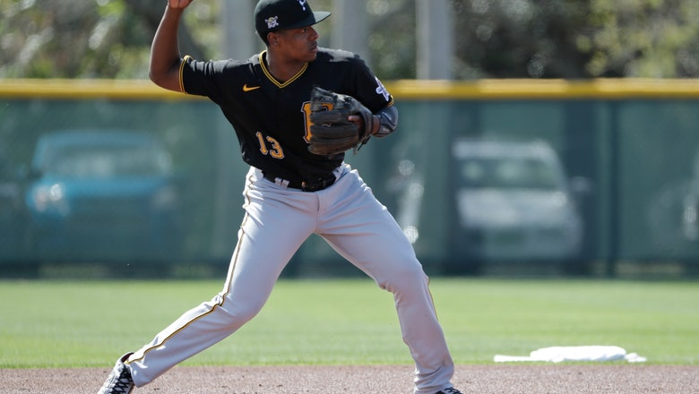 Humble Hayes; Pirates 3B prospect impressing as callup nears