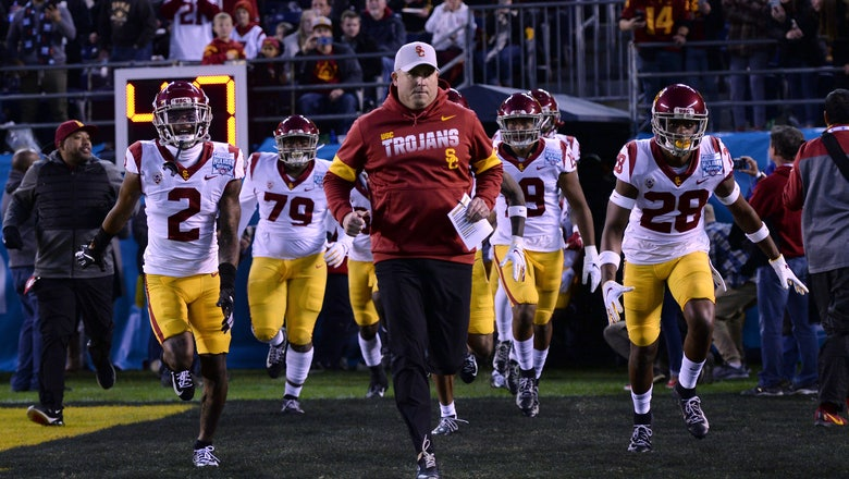 USC invests in supporting Helton rather than replacing him