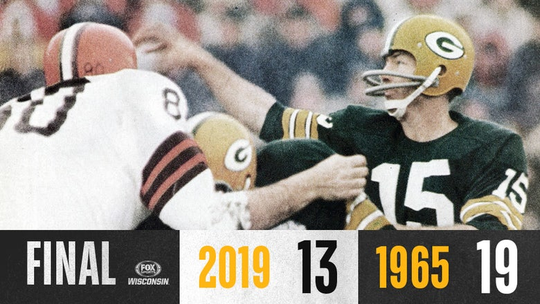 Packers all-time tournament: 1965 needs overtime to fend off 12th-seeded 2019