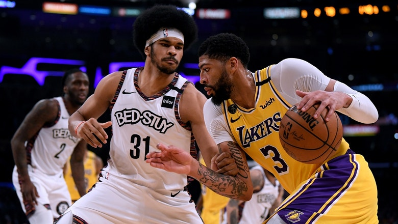 Stephen Jackson: Lakers can't play to the level of less talented teams this close to playoffs