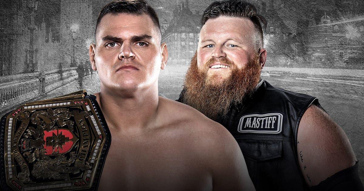 WWE NXT UK: March. 5, 2020