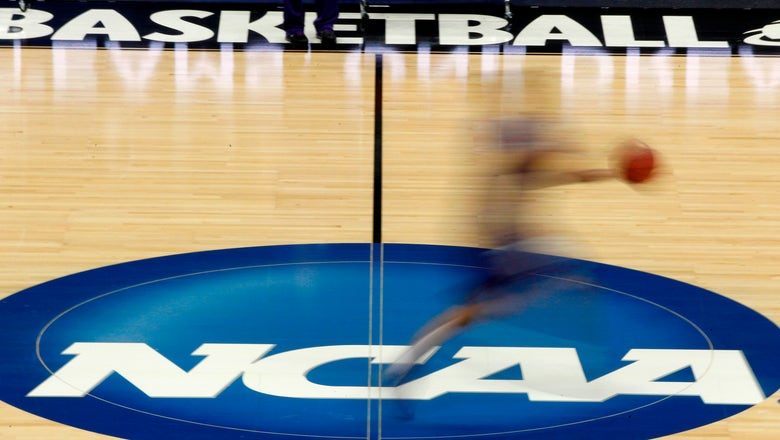 NCAA tournaments are on _ for now _ but mostly without fans
