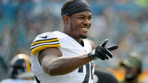 <p>               FILE - In this Sunday, Nov. 18, 2018 file photo, Pittsburgh Steelers cornerback Artie Burns reacts on the sideline after a play during the first half of an NFL football game against the Jacksonville Jaguars in Jacksonville, Fla. The Chicago Bears and cornerback Artie Burns agreed to a one-year contract, agent Drew Rosenhaus said on Saturday, March 21, 2020.(AP Photo/Phelan M. Ebenhack, File)             </p>