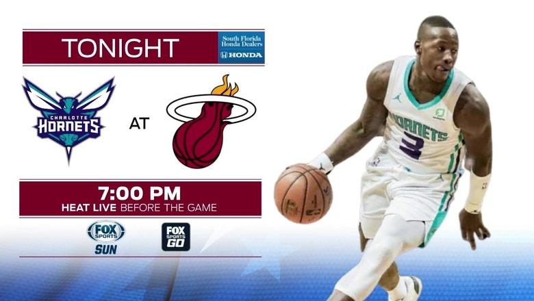 Heat return home to take on Hornets