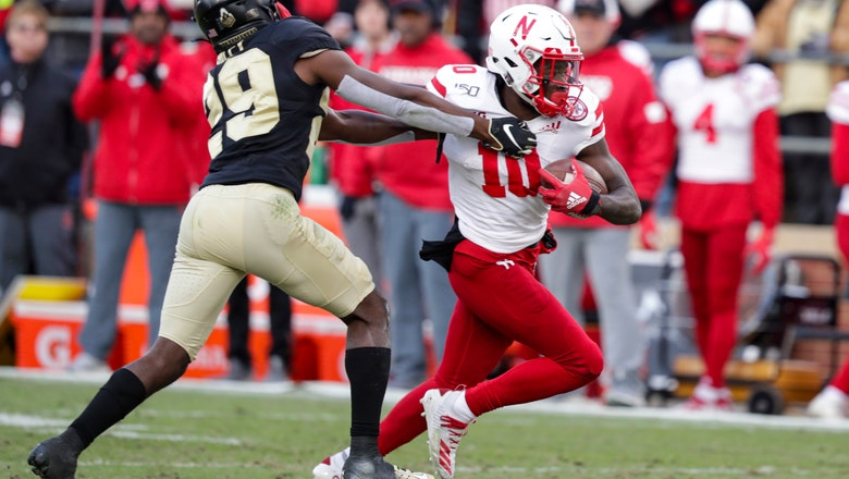 Huskers' Spielman out for spring to deal with health issue