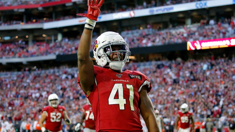 Kenyan Drake staying with Cardinals on one-year deal
