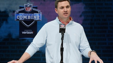 <p>               Cincinnati Bengals head coach Zac Taylor speaks during a press conference at the NFL football scouting combine in Indianapolis, Tuesday, Feb. 25, 2020. (AP Photo/Charlie Neibergall)             </p>