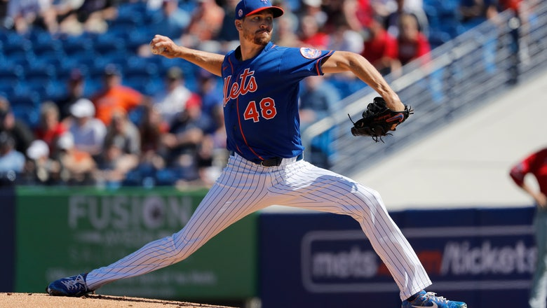 McCullers, Kluber back on mound after injuries, deGrom sharp