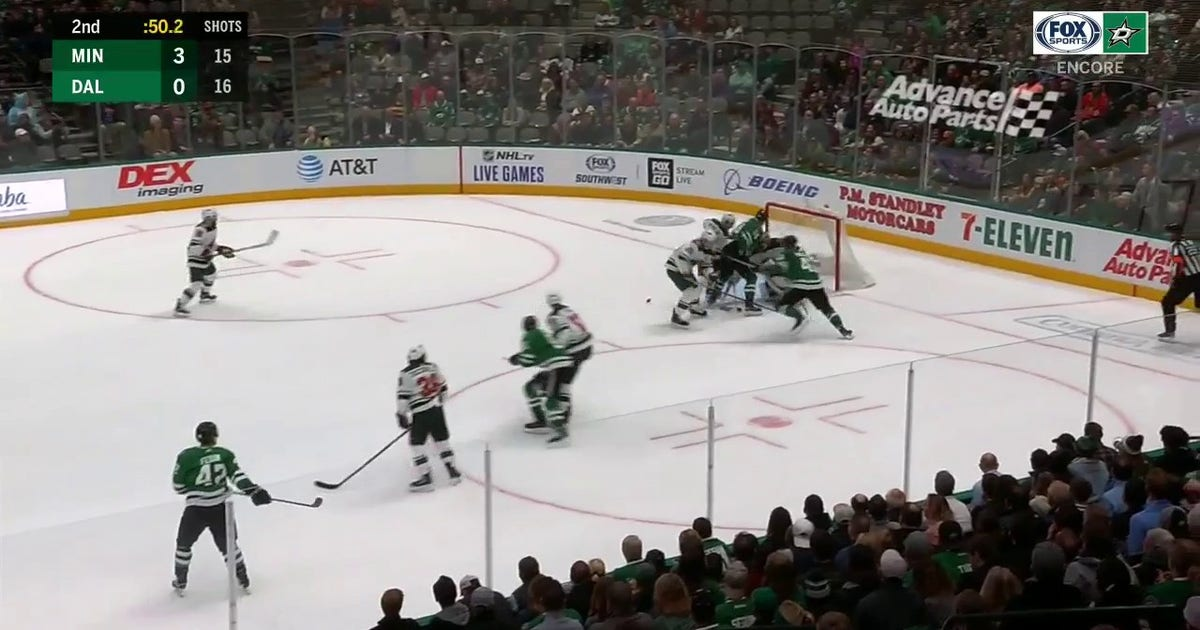 WATCH: Alexander Radulov Has Hat Trick in Stars Come-From-Behind-Win | Stars ENCORE (VIDEO)