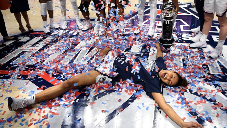 No. 5 UConn finishes 139-0 in American Athletic Conference