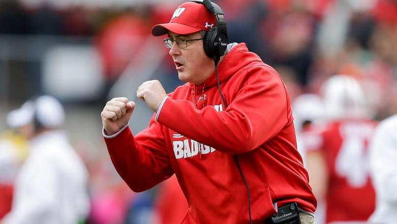 Chryst stays patient as Badgers prepare for spring practice