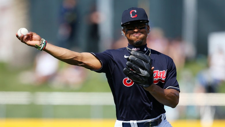 Indians' Lindor has more on mind than contract with outbreak