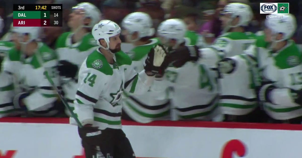 WATCH: Stars Defeat the Coyotes 4-2 on December 29 | Stars ENCORE (VIDEO)