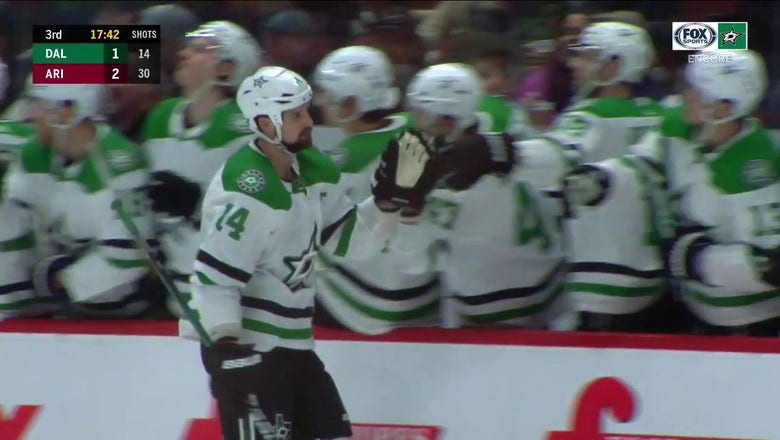 WATCH: Stars Defeat the Coyotes 4-2 on December 29 | Stars ENCORE