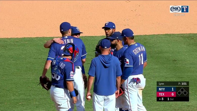 Rangers ENCORE Highlights from the Final Game at Globe Life Park