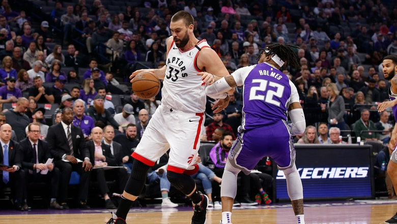 Siakam, Lowry come up big to lead Raptors past Kings 118-113