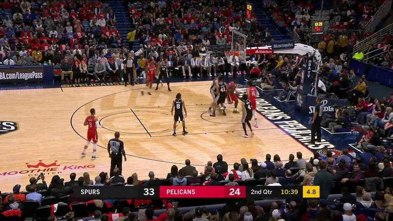 WATCH: The First of Many for Zion Williamson | Pelicans ENCORE