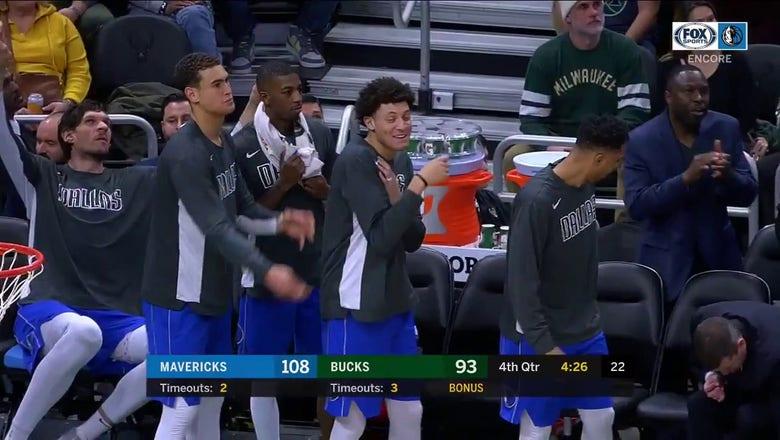 WATCH: Mavericks vs. Bucks ENCORE Highlights from Dec. 16