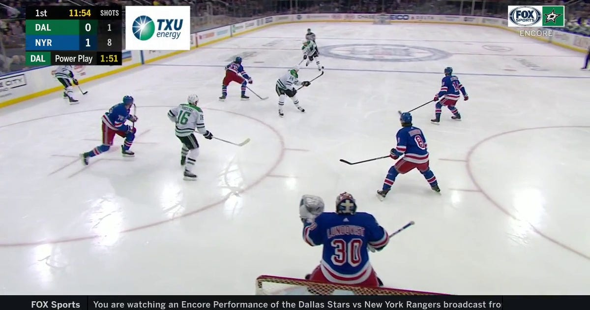 WATCH: Goal Celebration from the Stars win over the Rangers on February 3 | Stars ENCORE (VIDEO)