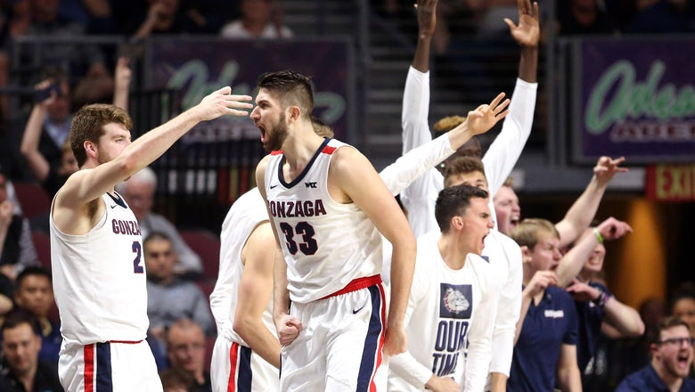 No. 2 Gonzaga gets rematch with Saint Mary's for WCC title