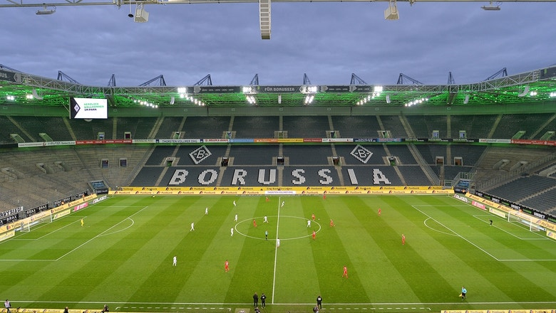 Coronavirus forces Monchengladbach and FC Koln to play in front of an empty stadium | FOX SOCCER