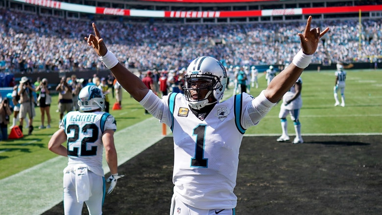 Marcellus Wiley: Cam Newton has always been all-in on football