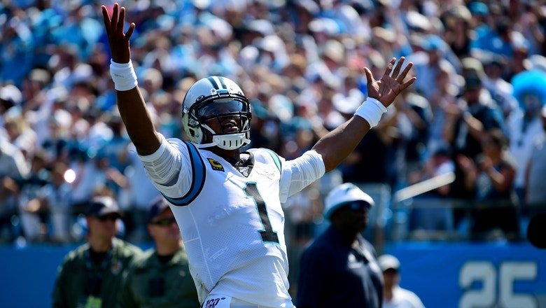 Nick Wright: Cam Newton is the best player to ever wear a Panthers jersey, and they treated him terribly
