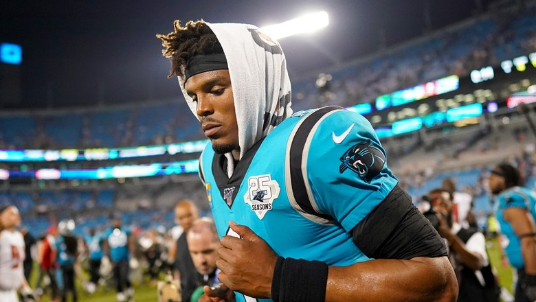 LaVar Arrington: Panthers did not give up on Cam Newton, they made a business decision