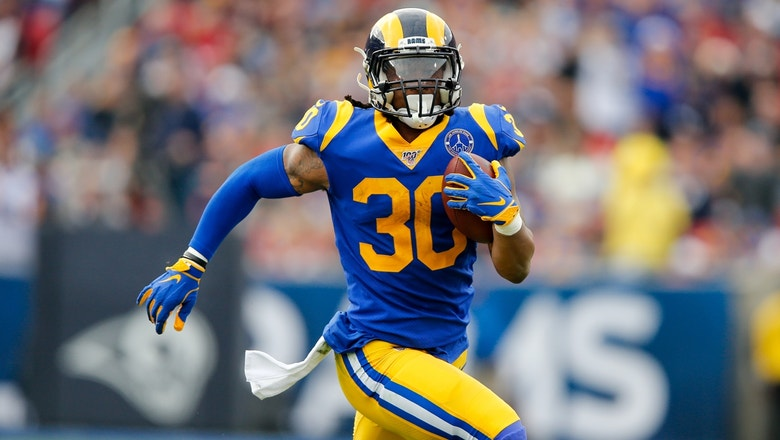 Colin Cowherd: The Rams ate more than $20 million to cut Todd Gurley