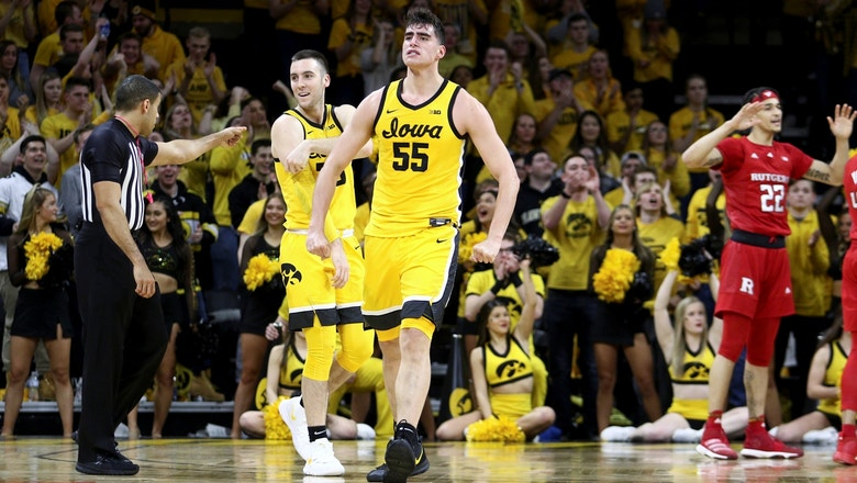 Luka Garza's best moments from his 2019-20 Player of the Year finalist campaign