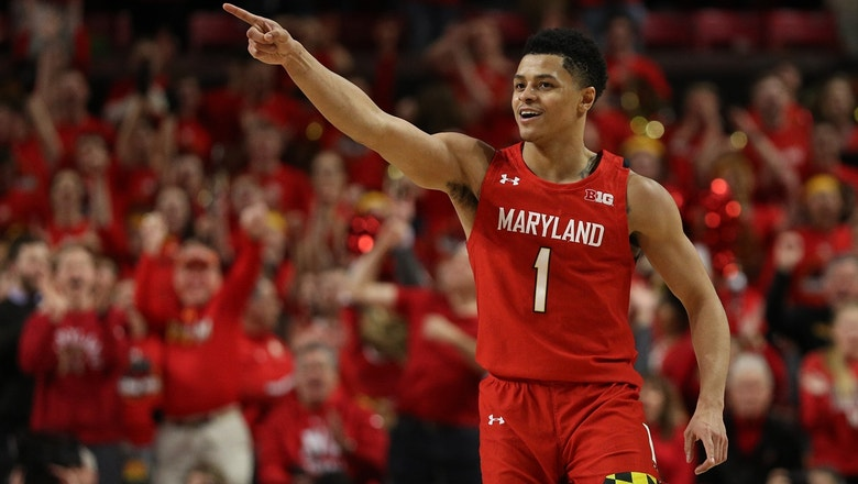 Anthony Cowan Jr: The best moments from Maryland's marvelous senior guard