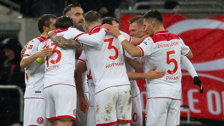 Fortuna Dusseldorf vs. Hertha BSC Berlin | 2020 Bundesliga Highlights