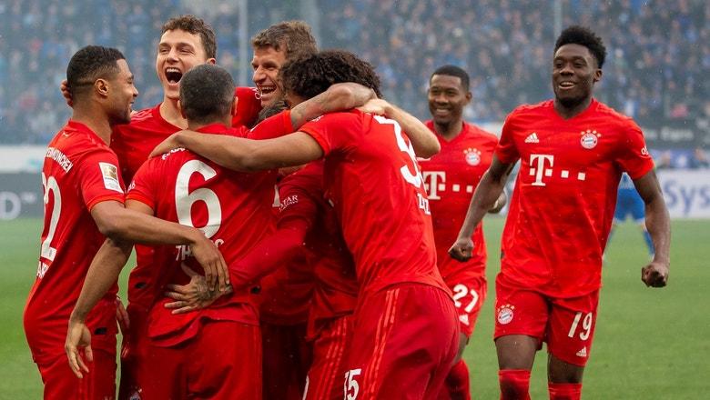 1899 Hoffenheim vs. Bayern Munich | 2020 Bundesliga Highlights