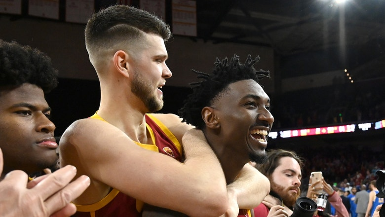 USC sinks UCLA with last-second three, bolsters NCAA tournament resume